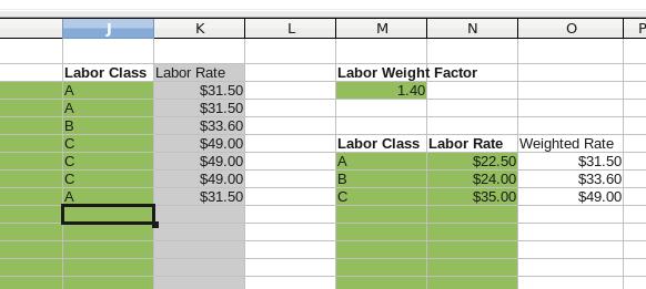 quickeye spreadsheet template